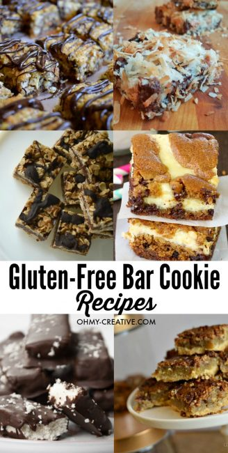 Gluten-Free Cookie Recipes – Best Bar Cookies