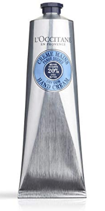 L'Occitane Fast-Absorbing 20% Shea Butter Hand Cream - makes your hands so soft!