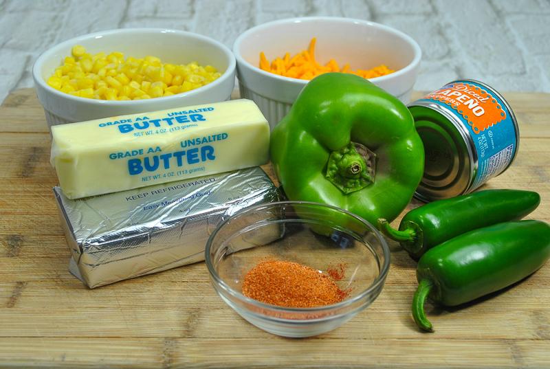 Mexican Corn Dip Recipe   OHMY-CREATIVE.COM   Corn Dip Cream Cheese   Corn Dip   Hot Corn Dip   Jalapeno Corn Dip #appetizer #corndip #Mexican #spicy