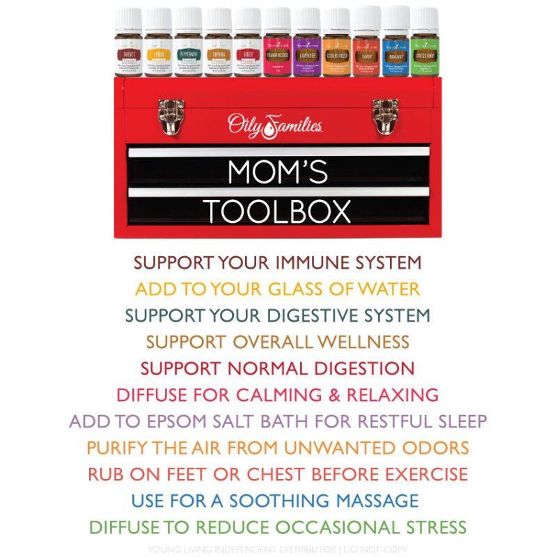 Essential Oils For Moms Young Living Premium Starter Kit