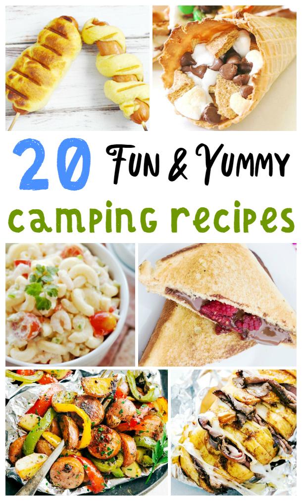 20 Camping Recipes