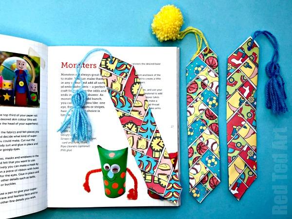 Handmade Paper Bookmark
