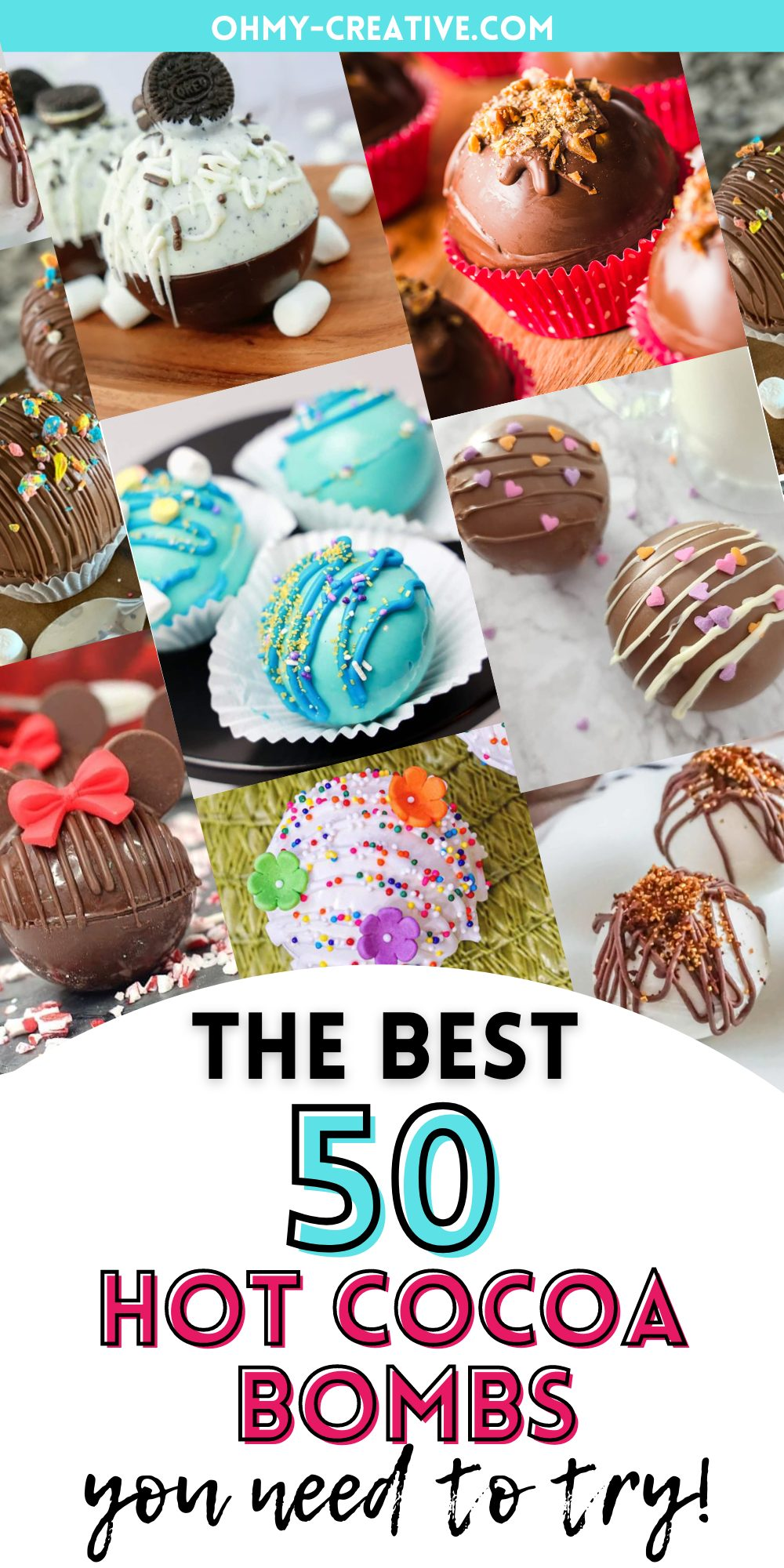 The Best 50 Hot Cocoa Bombs Recipes