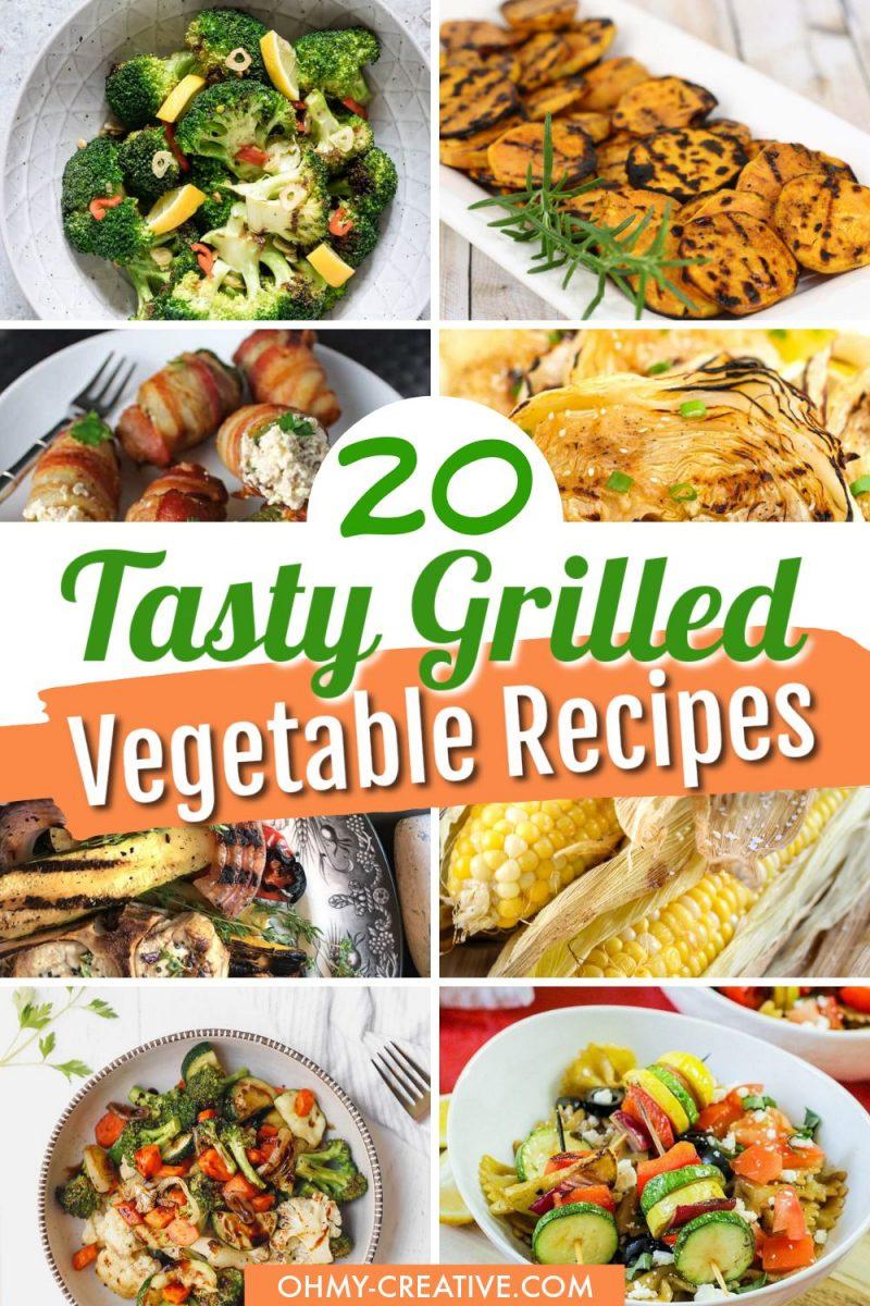 Tasty Grilled Vegetable Recipes
