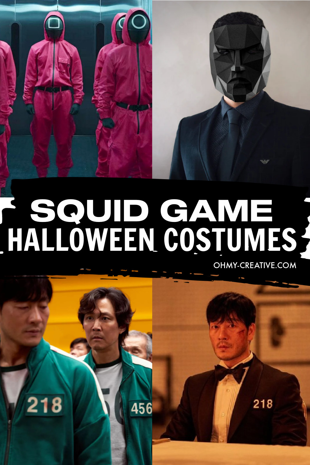 How To Make Squid Game Costumes